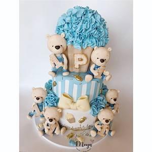 Teddy bear cake - Cake by Branka Vukcevic