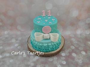 Ruffles Cake - Cake by Carla