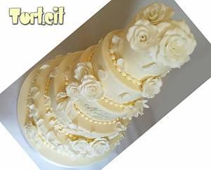 Wedding bouquet - Cake by Marco Pisani