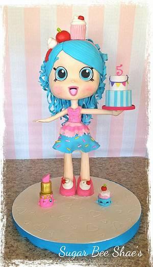 Jessicake cake - Cake by SugarBeeShaes