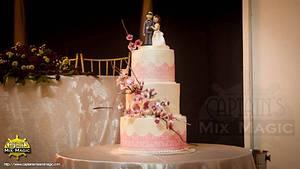 Lace Blossom - Cake by Joy Lyn Sy Parohinog-Francisco