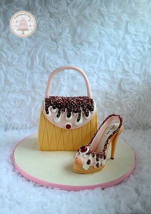 All things Nice Collaboration - Sweet Accessories - Cake by Sugarpatch Cakes