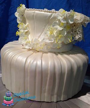 CPC Royal Wedding Collaboration - Queen Victoria - Cake by Special Occasions - Cakes, Etc
