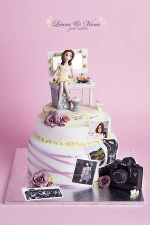 Passions - Cake by Laura e Virna just cakes