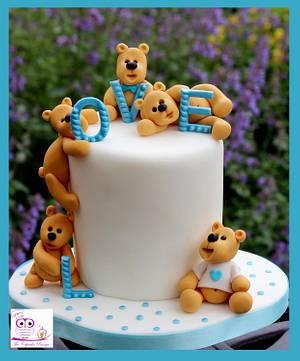 Love  - Cake by sarah