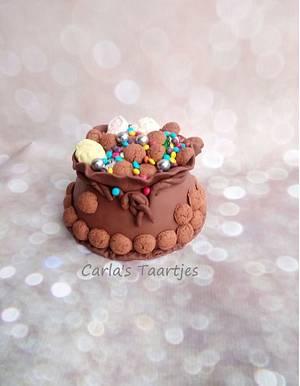 Sint Bag - Cake by Carla