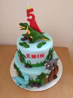 Jurassic park cake - Cake by Slatkaradionica-Amra