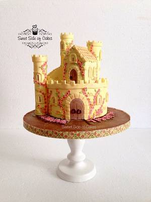 1st Month Celebration - Cake by Sweet Side of Cakes by Khamphet