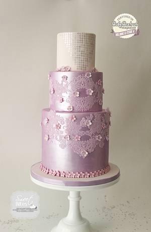 Abed Mahfouz Inspired Cake - Cake by Sweet Bites by Ana