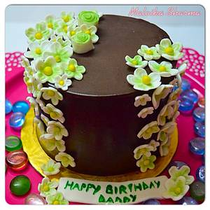 Cake with love  - Cake by Bake your dreamz by Malvika