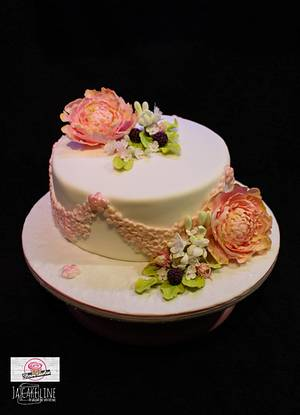 cake for some special people - Cake by Jacqueline