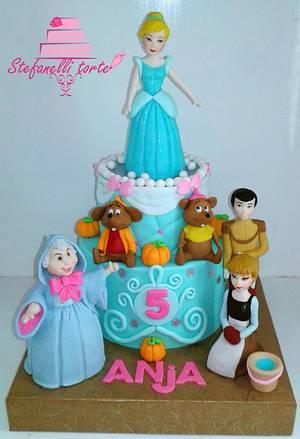 Cinderella cake - Cake by stefanelli torte