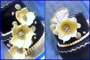 Royal Magnolia - Cake by Princess of Persia