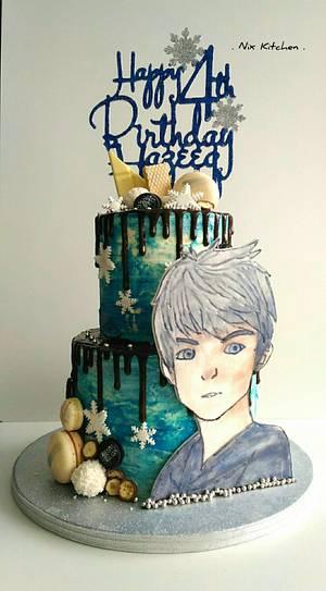 Jack Frost  - Cake by Nikita Mahmood