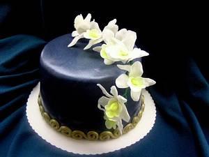 orchidea dream - Cake by Ildikó Dudek