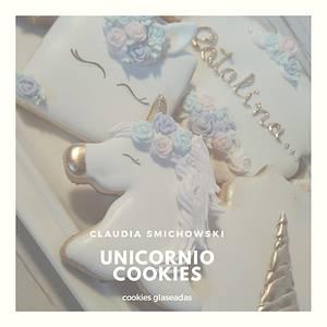 Unicorn cookies - Cake by Claudia Smichowski