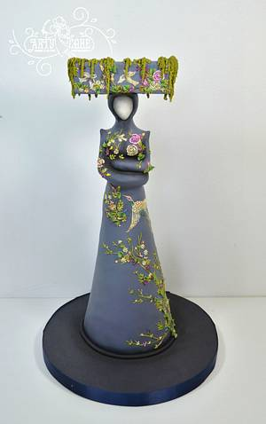 Couture Cakers Collaboration - Cake by Yelena