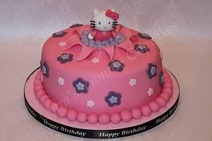 """Hello Kitty 8"""" - Cake by ClarasYummyCupcakes"""