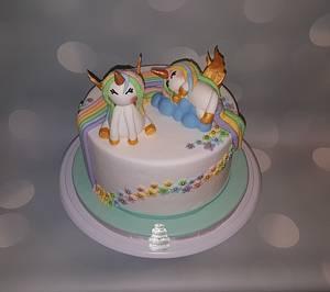 Sweet Art for World Light Day 2017 - Cake by Pluympjescake