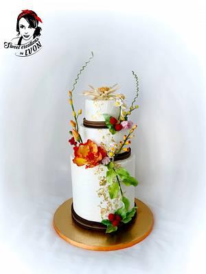80th Birthday Cake - Cake by Ivon