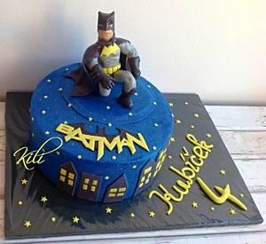 Batman - Cake by kili