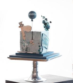 Older - Cake by Sue