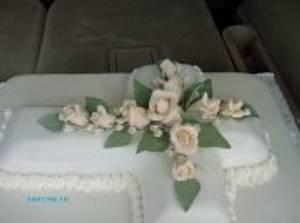 Baptism cake - Cake by marcar2m