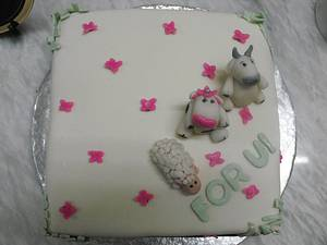 Eid special - Cake by Aisha