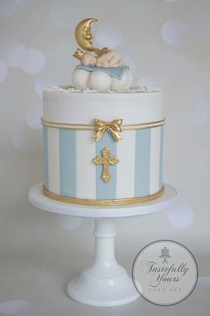 Dream baby - Cake by Marianne: Tastefully Yours Cake Art