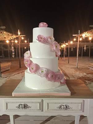 Wedding Cake - Cake by Doroty