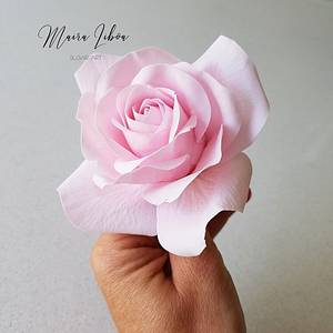 Sugar rose - Cake by Maira Liboa