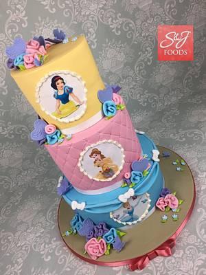 Disney Princess Cake - Cake by S & J Foods