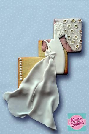 Wedding Cookie  - Cake by Anna Bonilla