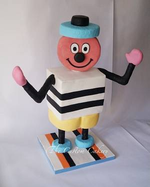 Bertie Bassett!  - Cake by The Custom Cakery