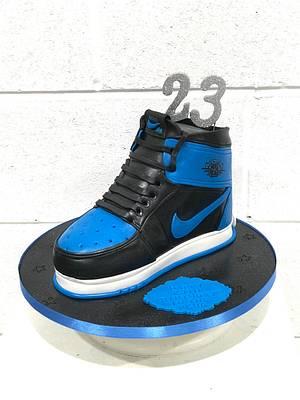 Nike shoe  - Cake by Mehmed Sali -SAL