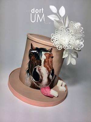 Sweet horse - Cake by dortUM