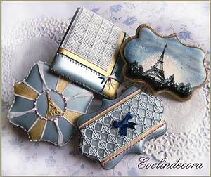 From Paris with love - Cake by Evelindecora