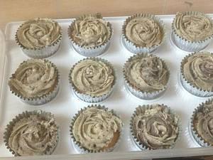 oreo cupcakes - Cake by sumbi