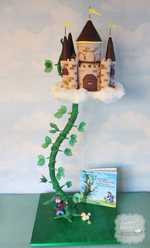Children's theme cakes collaboration  - Cake by Sweet Bites by Ana
