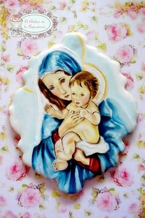 Homenaje Día de la Madre - Cake by El Atelier de la Repostería
