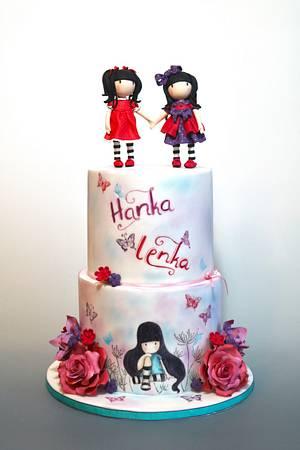 Gorjuss cake - Cake by tomima