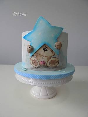 Star - Cake by MOLI Cakes