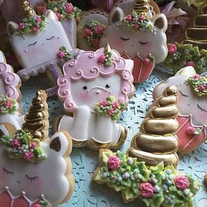 Fantasy first birthday - Cake by Teri Pringle Wood