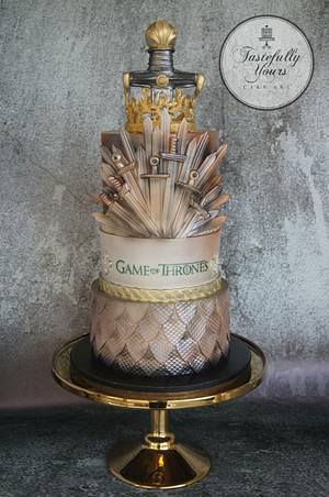 Game of Thrones - Cake by Marianne: Tastefully Yours Cake Art