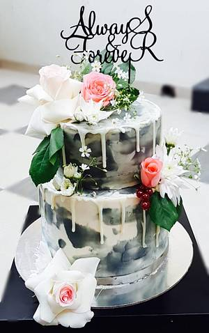 Elegance - Cake by TheCakeTalk