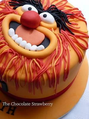 Animal - Cake by Sarah Jones