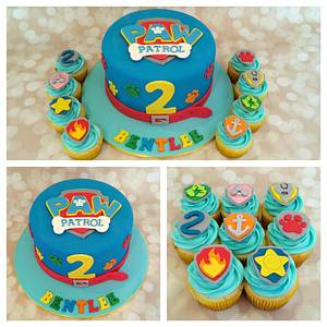 Paw patrol  - Cake by Sweet cakes by Jessica