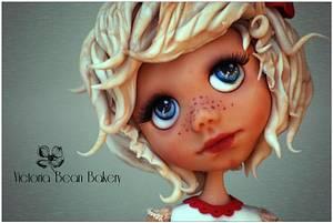 Amélie....Be my Valentine ❤️ - Cake by VictoriaBean