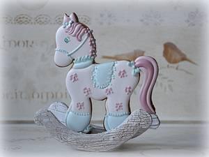 My Little Horse - Cake by Verónica Castañón