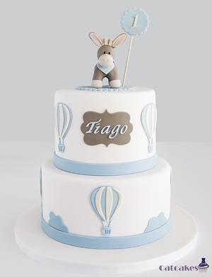 Donkey cake - Cake by Catcakes